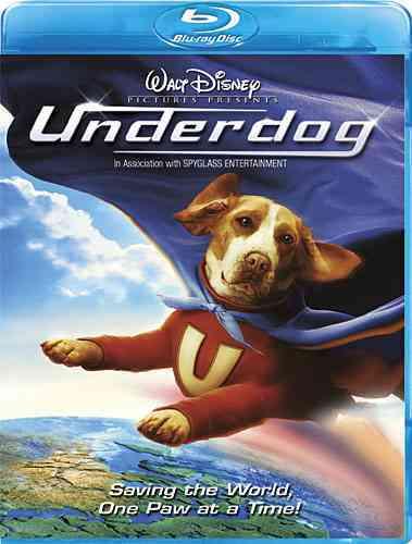 UNDERDOG BY LEE,JASON (Blu-Ray)